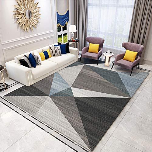 Antislip duurzame Antislip theetafeldekens picknickkleed Antislip duurzaam modern Design woonkamer tapijt gemakkelijk schoon te maken kruipen mat 200 * 300CM