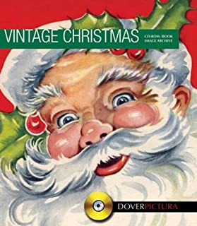 Vintage Christmas (Dover Pictura Electronic Clip Art)