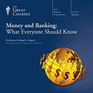 Money and Banking: What Everyone Should Know audiobook cover art