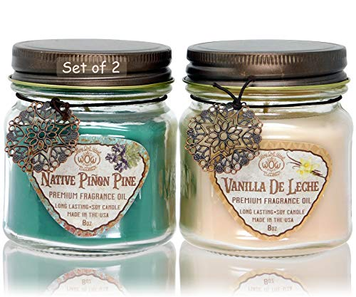 Scented Candle Boxed Set