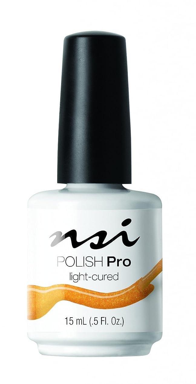 エゴイズム気がついて受け取るNSI Polish Pro Gel Polish - Dyed to Match - 0.5oz / 15ml