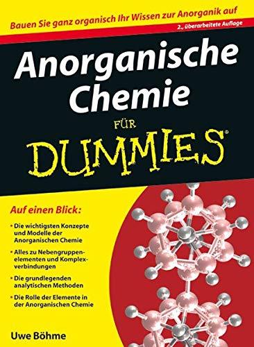 Anorganische Chemie fur Dummies (Für Dummies)