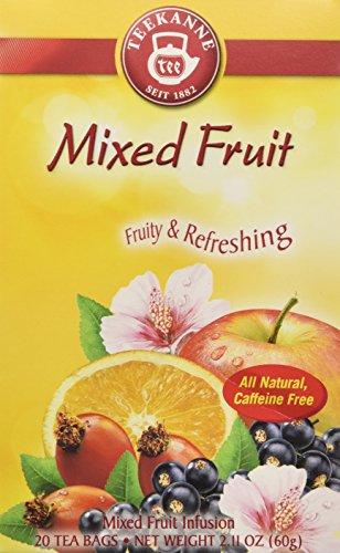 Tea,Mixed Fruit