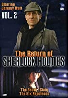 Return of Sherlock Holmes 2: Second & 6 [DVD] [Import]