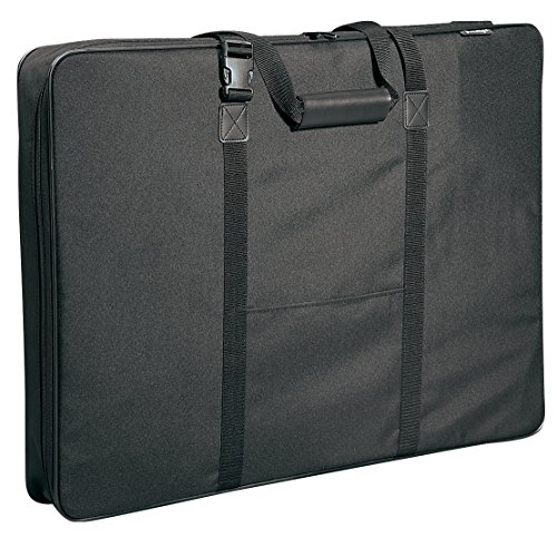 Prestige, Carry-All Soft-Sided Art Portfolio, Water-resistant and Adjustable Strap - 23 x 31
