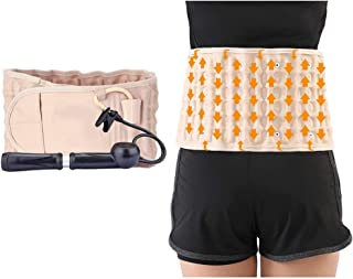 Lumbar Support Belt Relief for Back Pain, Herniated Disc, Sciatica, Scoliosis And More with Lumbar Pad Adjustable Support ...