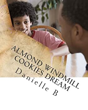 Almond Windmill Cookies Dream   Cookies & Milk Treat Coloring With Danielle