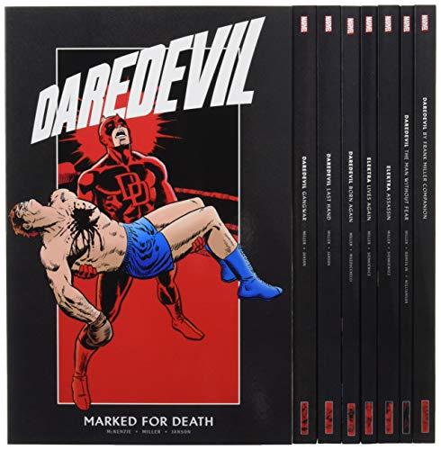 DAREDEVIL BY FRANK MILLER BOX HC SET SLIPCASE