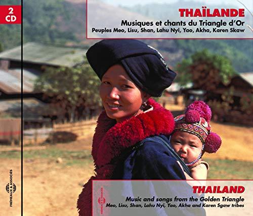 Thailande - Musiques et Chants du Triang