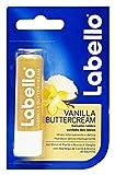 Labello- 1 Stick Vanilla Buttercream 4,8G ORIGINA BALSAMO Labbra Aroma Vaniglia, Multicolore, 88000