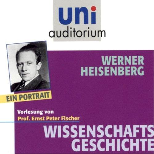 Werner Heisenberg Titelbild
