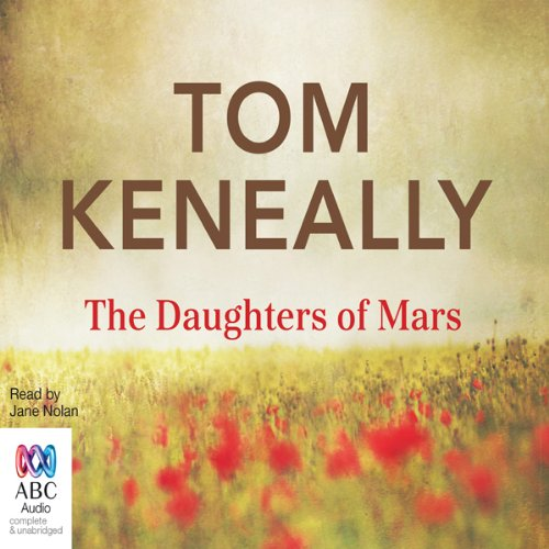 The Daughters of Mars cover art
