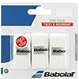 Babolat PRO Tour X3, Accessorio Racchetta Unisex – Adulto, Bianco, Taglia Unica