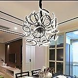 Luce Plafoniera American Soft Design Post Modern Personalidad creativa Tienda de...