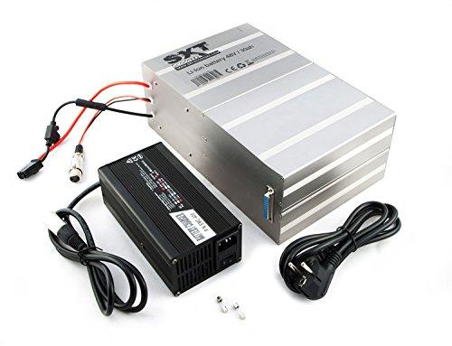 Batterie 48V 30Ah Li-Ion Lithium pour trottinette lectrique SXT