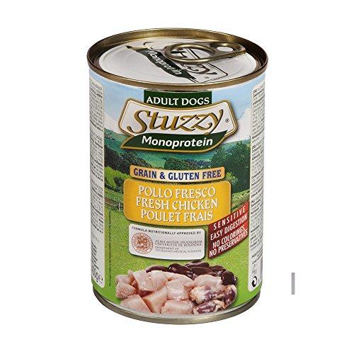 Stuzzy Monoprotein pollo fresco comida humeda para perros ⭐