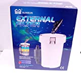 ANMSALES Sunsun HW 603-B External Canister Filter | Nano | Aquarium Filter/Fish Tank. Fish Tank...