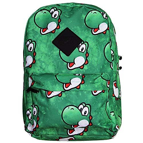 Nintendo Super Mario Bros. Sublimation Rucksack, Mehrfarbig (Multicolour 2), 28 cm, 20 liters, BP365318NTN