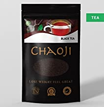 Chaoji Black Tea aE Natural Detox Slimming Tea aE Helps Against Diabetes Cholesterol and Weight Gaining aE Improves Digestion aE Protein Enrichen Tea aE Detox and Weight Loss Tea 4 Estimated Price : £ 44,99