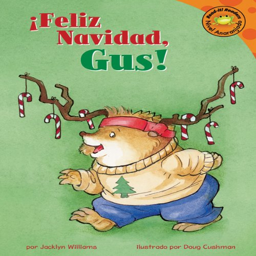 Feliz Navidad, Gus! (Merry Christmas, Gus!) audiobook cover art