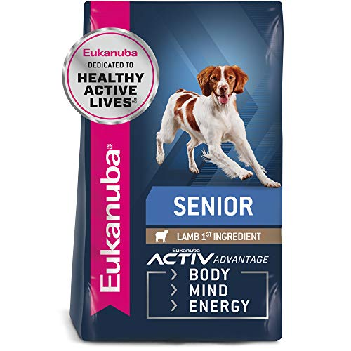 Eukanuba Senior Lamb & Rice (M)