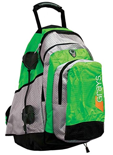 GRAYS Field Hockey Backpack Size: No Size Neon Green/Silver