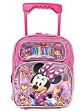 Minnie Mouse 12' Small Toddler Rolling School Backpack - 16163