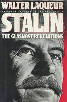 Stalin: The Glasnost Revelations 0684192039 Book Cover