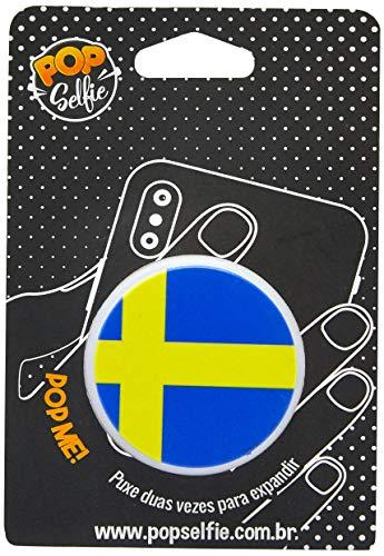 Apoio para celular - Pop Selfie - Original Suécia Ps263, Pop Selfie, 151516, Branco