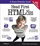 Head First HTML and CSS: A Learner's Guide to Creating Standards-Based Web Pages