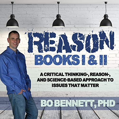 Reason: Books I & II audiobook cover art