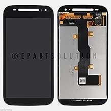 ePartSolution_OEM Motorola Moto E 2nd Gen XT1524 XT1505 XT1527 LCD Display Touch Screen Digitizer Assembly Black Replacement Part USA Seller