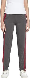 GO COLORS Women's Regular Track Pants