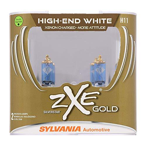 Sylvania Zxe Gold Headlight Bulb