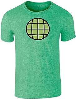 Planeteer Team Vintage Retro 90s Halloween Costume Graphic Tee T-Shirt for Men