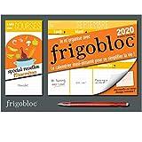 Mini Frigobloc hebdo 2020 spécial Recettes Marmiton (de janvier à décembre 2020) S'organiser n'a jamais été aussi simple !