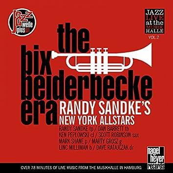 The Bix Beiderbecke Era (Live)
