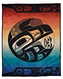Pendleton Raven and The Box of Knowledge Robe Blanket