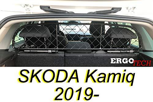 ERGOTECH Rejilla Separador protección RDA65-XXS8 ksk018, para Perros y Maletas. Segura, Confortable, Garantizada!