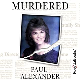 Murdered cover art