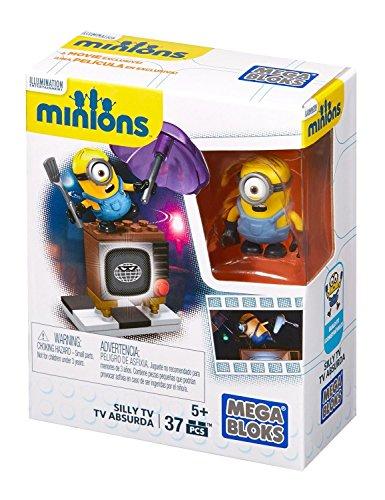 Mega Bloks Minions Silly TV 37pcs
