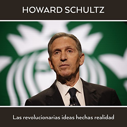Howard Schultz cover art