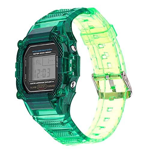 LRJBFC Caja de Resina TPU Caja de Reloj para CASIO G-Shock DW-5600 GW-M5610 M5600 GLX-5600 Reemplazo de reemplazo de la Banda de muñeca Accesorios