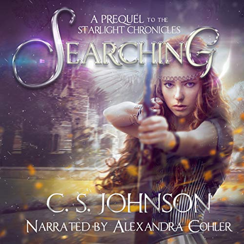 Searching audiobook cover art