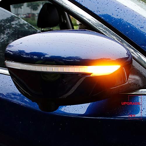 Kit Lampeggiante Dinamico per Qashqai J11 2015-2020 / X-Trail T32 2014-2020