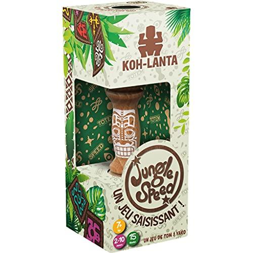 Asmodee Jungle Speed Koh Lanta Pack Eco