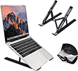 Aseem Laptop Stand, Adjustable Aluminum Laptop Computer Stand Tablet Stand,Ergonomic Foldable Portable Desktop