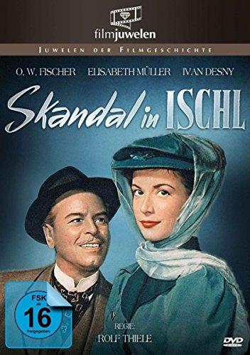 Skandal in Ischl - mit O. W. Fischer & Elisabeth Müller (Filmjuwelen)