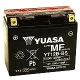 BATTERIA YUASA YT12B-BS 12 V 10 AH PER DUCATI 999/998 2002/2006
