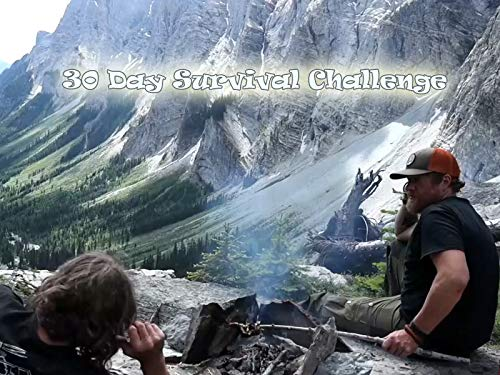 Bushcrafting A Fishing Net Day 15 of 30 Day Survival Challenge